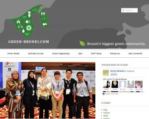 Green Brunei Web Design